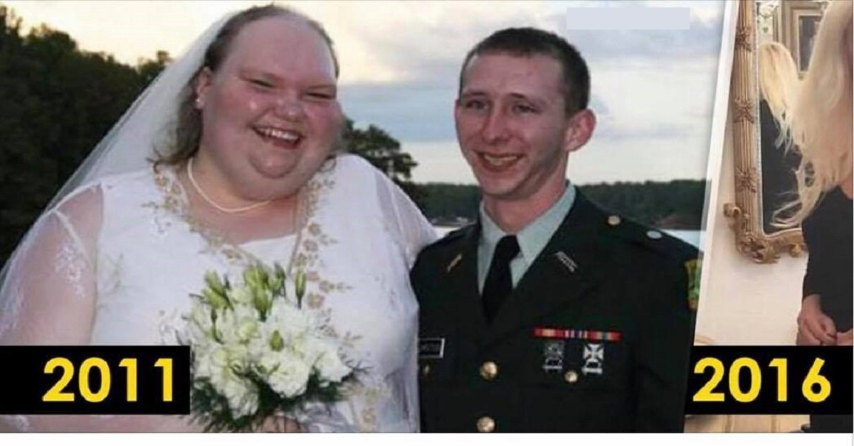 La novia mas fea del mundo decidió cambiar, así luce 5 años después… WOW!